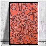 SDGW Crack is Wack Leinwanddrucke Poster Wandkunst Bild