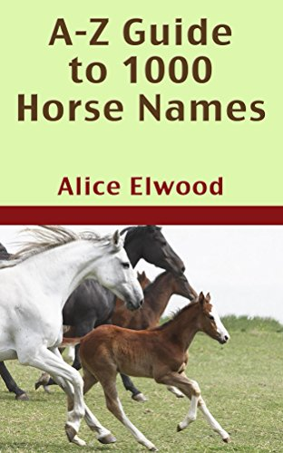 A-Z Guide to 1000 Horse Names