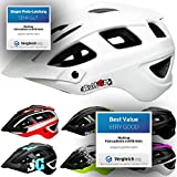 SkullCap® Casco Bicicleta Carretera, Casco Bici Adulto Carretera, Bicicleta Hombres y Mujeres, tamaño L (59-61 cm), Color: Blanco