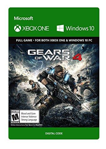 Gears of War 4 - Standard Edition - Xbox One/Windows 10 [Digital Code]