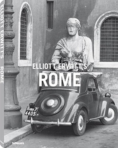 Elliot Erwitt's Rome. Ediz. illustrata