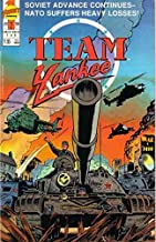 Team Yankee #2 VF/NM ; First comic book