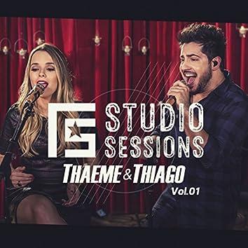 Fs Studio Sessions Thaeme & Thiago, Vol. 1 - EP