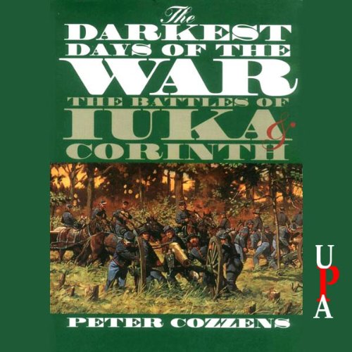 The Darkest Days of the War audiobook cover art