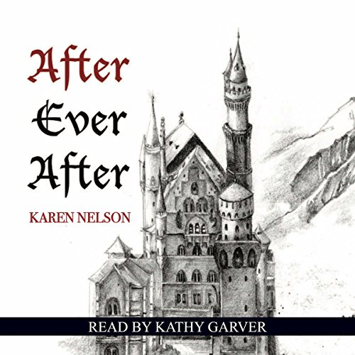 After Ever After audiobook cover art