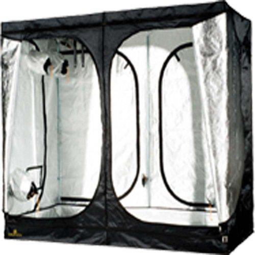 Imagen del productoArmario de Cultivo Secret Jardin Dark Room Wide 240x120x200cm (DR240W V2.5)
