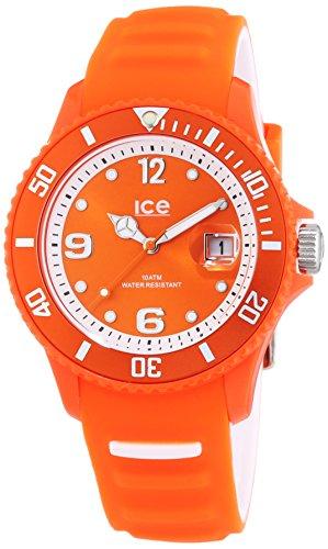 Ice-Watch Unisex - Armbanduhr Sunshine 2014 Analog Quarz Silikon SUN.NOE.U.S.14