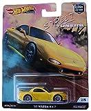 Hot Wheels Car Culture '95 Mazda RX 7 2/5, Yellow