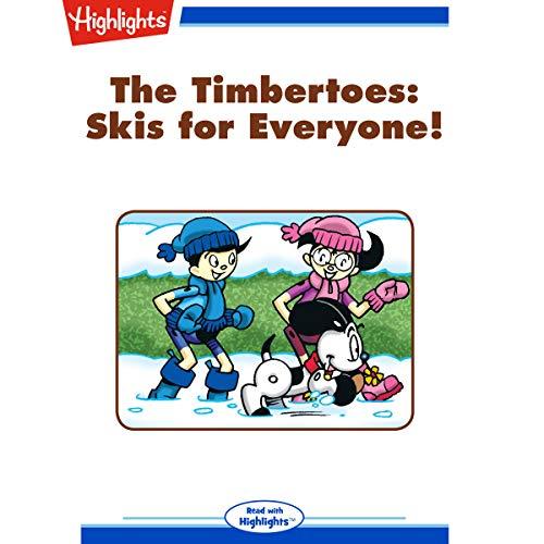 The Timbertoes: Skis for Everyone! copertina