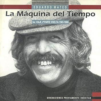 La Máquina del Tiempo, 3er. Viaje, 2ª Parte: Vuelta (1983 - 1988)