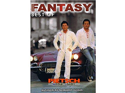 Fantasy Best of (Songbuch, Songbook, Notenbuch) für Gesang, Klavier, Gitarre