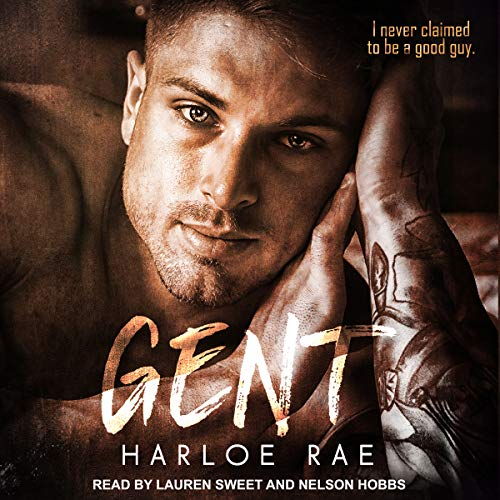 Gent audiobook cover art