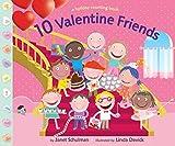 10 Valentine Friends (English Edition)