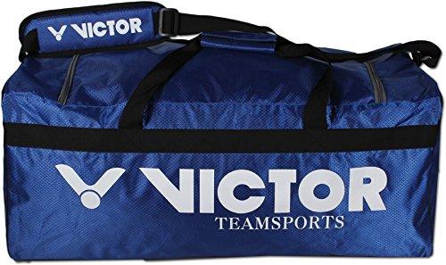 VICTOR Schlägertasche & Sporttasche, Schoolset Bag, blau, 762/0/4, Badminton, Squash, Tennis