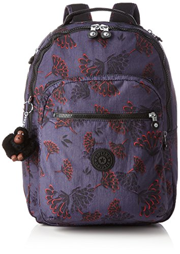 Kipling - CLAS SEOUL - Mochila grande - Floral Night - (Multi color)