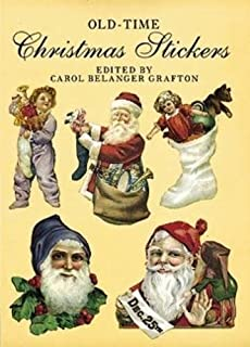 Old-Time Christmas Stickers (Dover Stickers)