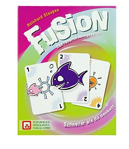 Fusion: Das megaschnelle Ablegespiel