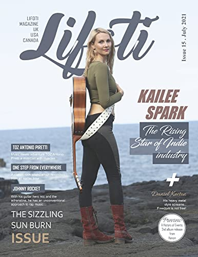 Compare Textbook Prices for Lifoti Magazine: Kailee Spark Cover Issue 15 July 2021  ISBN 9798529489376 by Magazine, Lifoti