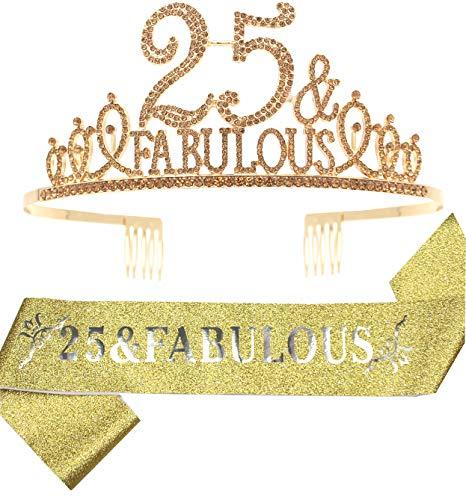 Banda 25 Cumpleaños  marca EmmasByEmma