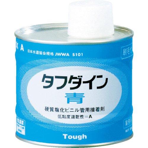 クボタシーアイ 塩ビ用接着剤 タフダイン青(青缶) 100g 筆付
