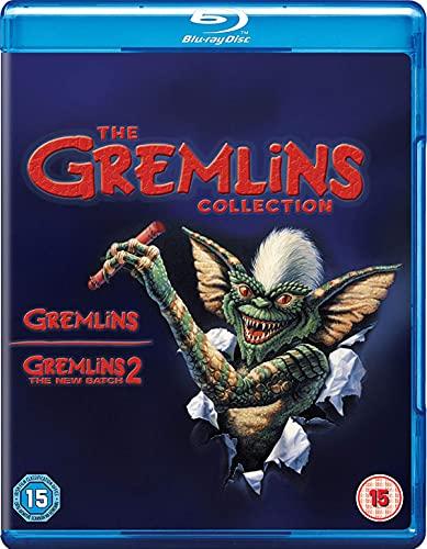 Gremlins/Gremlins 2 - The New Batch [2 Film] [Blu-ray] [2019] [Region Free]