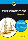 Wirtschaftsrecht für Dummies - André Niedostadek