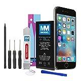 MMOBIEL Batería Compatible con iPhone 7 Plus Li-Ion 2900 mAh 11.1 WH con Etiqueta Adhesiva Anti-estática Inc Herramienta