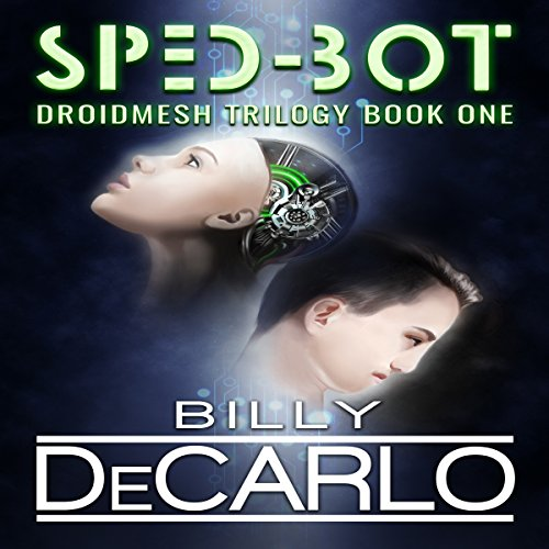 Sped-Bot audiobook cover art