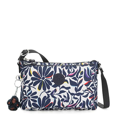 Kipling Mikaela Printed Crossbody Bag Floral Flourish
