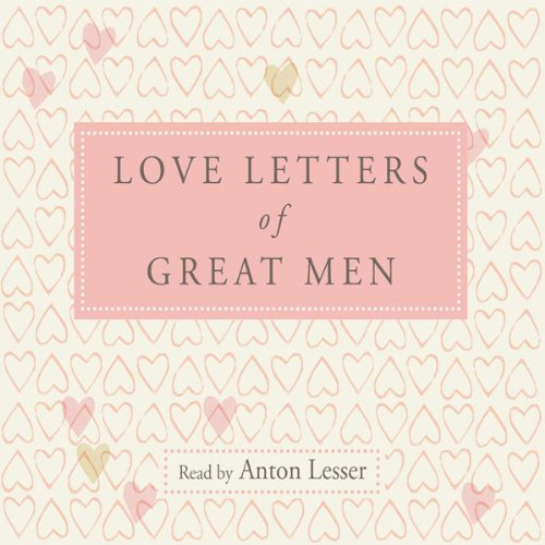 『Love Letters of Great Men』のカバーアート