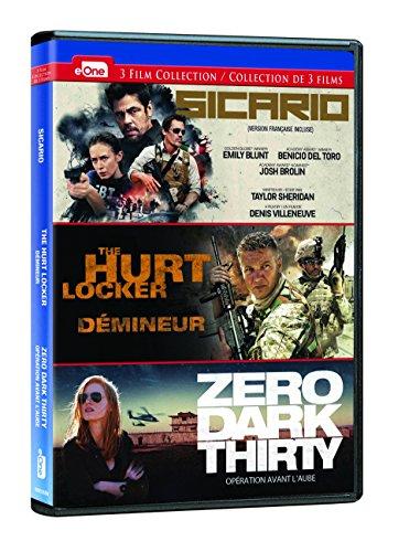 Sicario / The Hurt Locker / Zero Dark Thirty