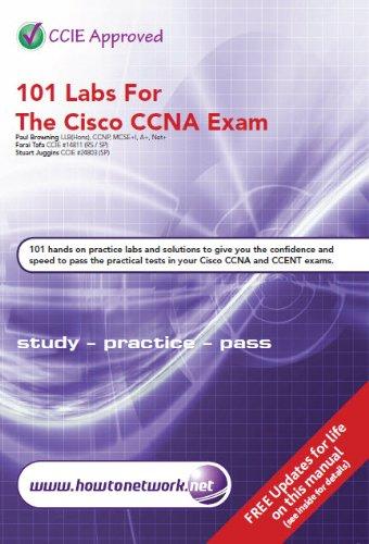 101 Labs for the Cisco CCNA Exam PDF Books