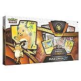 Pokemon JCC- Colección Especial Raichu-GX de Leyendas Luminosas - Español, Color (Pokemon Company POGX1802)