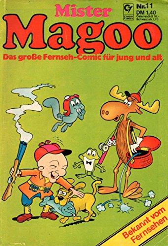 *Verlagsvergriffen* MISTER MAGOO - das große Fernseh-Comic für Jung und Alt # 11: Der Angel-Auslflug!