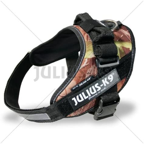 16IDC M 0 Julius K9 IDC INNOVA Dog Comfort Speaking Dog Harness Powerharness for Labels Size product image