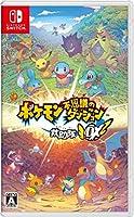 【店舗限定特典つき】 ポケモン不思議のダンジョン 救助隊DX (オリジナルパスケース付き)-Switch