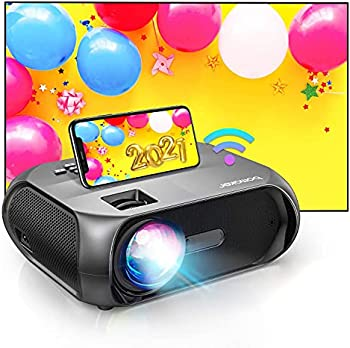 Bomaker WiFi Mini Projector + 100