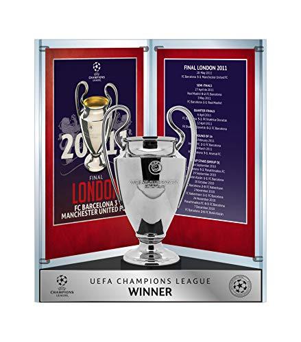 UEFA Champions League Triángulo 150 cm - 2011 / Winner FC Barcelona