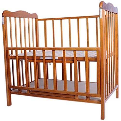 Amazon Com Baby Bed Multifunction Wood Bed Children S Bunk Beds Playpen Baby Cribs Baby