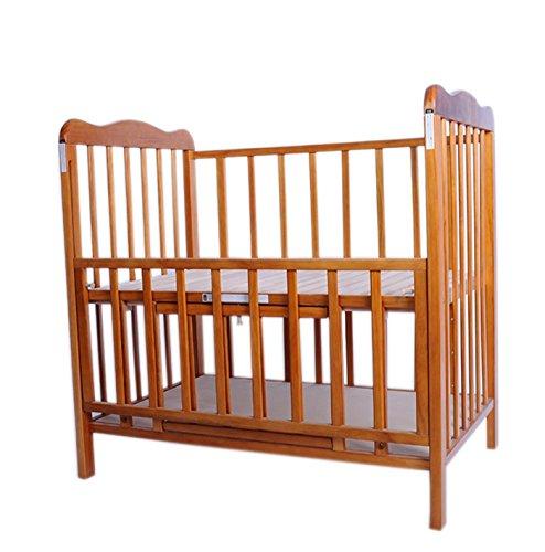Great Deal! Baby bed multifunction wood bed children's bunk beds playpen Baby Cribs