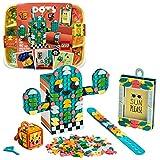 LEGO DOTS Multi Pack - Sensazioni Estive 4 in 1, Kit Creativi per Bambini, Set con Cornice Portafoto, Braccialetto, Portachiavi e Portapenne, 41937