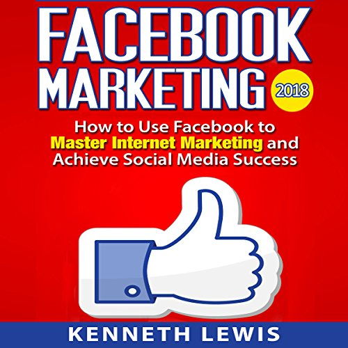 Facebook Marketing audiobook cover art