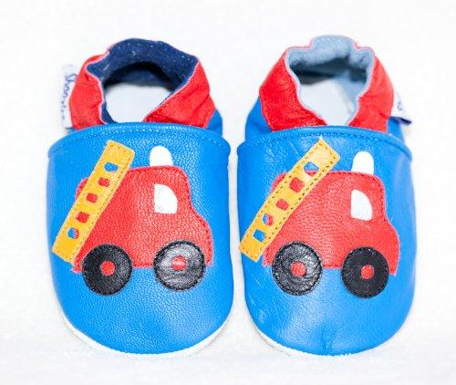 Shoozies , {Chaussures premiers pas pour bébé (garçon) multicolore 0-6 mois