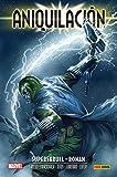 Aniquilación Saga 3. Superskrull & Ronan