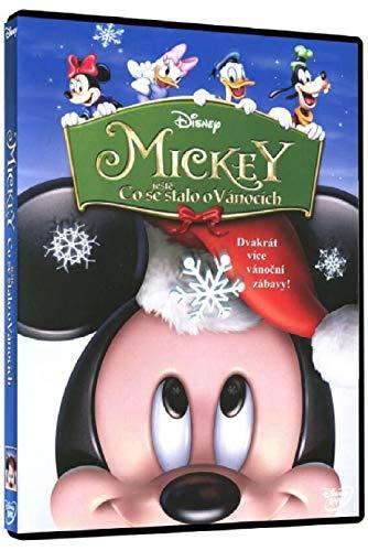 Mickey: Co Se Jeste Stalo O Vanocich / Mickey´s Twice Upon A Christmas DVD (czech version)