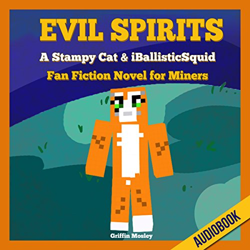 Evil Spirits audiobook cover art