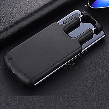 Security 5000mAh Battery Case Extended Backup Charger Cover for T-Mobile OnePlus 7 Pro