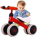 Amazon.com: Bicicleta de equilibrio para bebé, paseo en ...