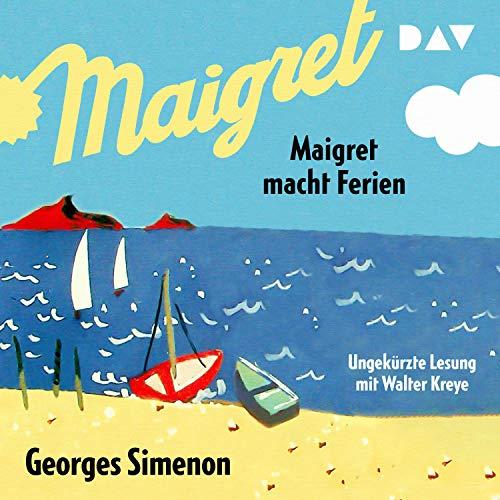Couverture de Maigret macht Ferien