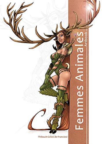 Artbook 'Femmes Animales' (French Edition)